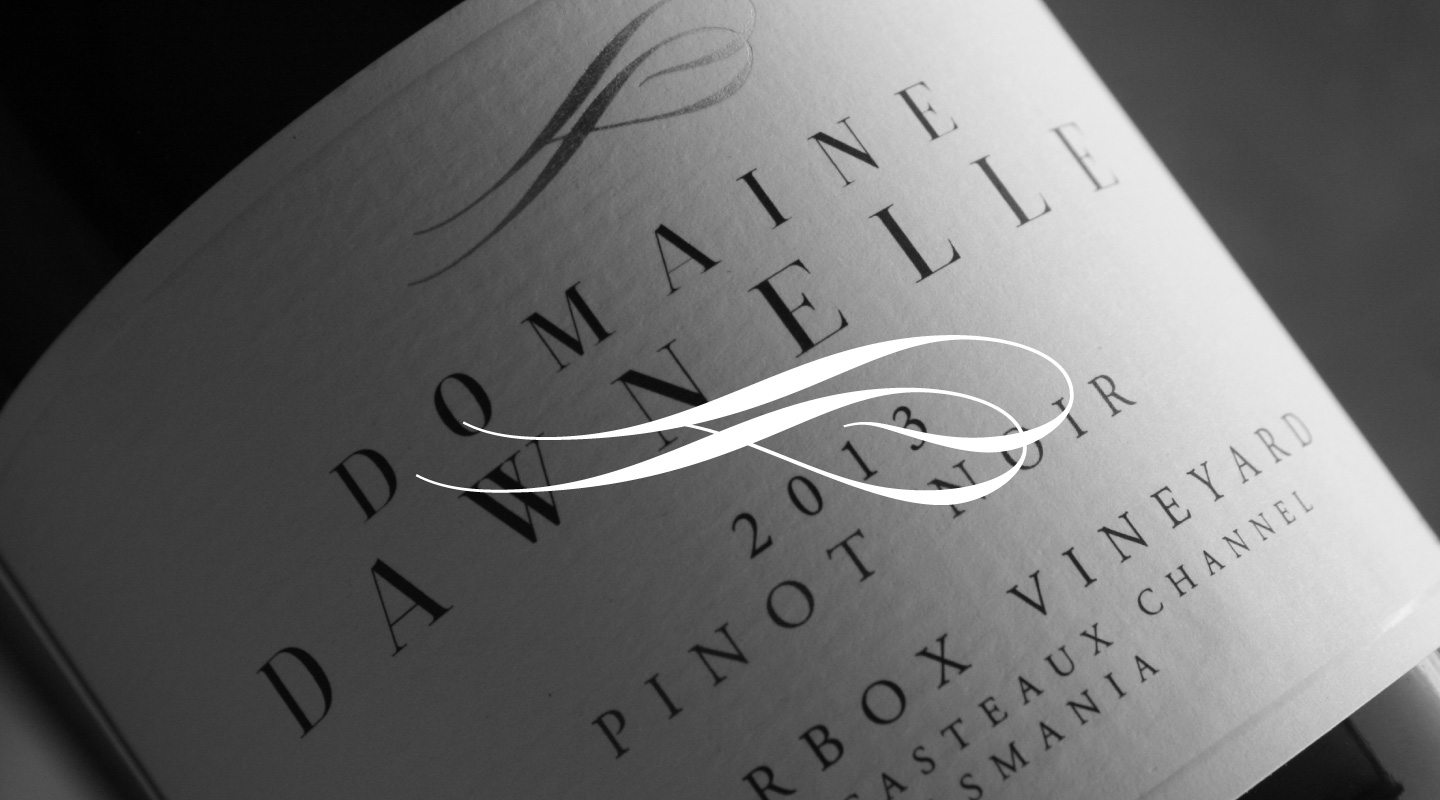 Domaine Dawnelle on of Tasmania's most finely crafted wines.