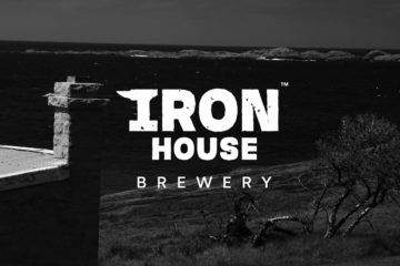 Ironhouse Brewery Beer Graphic Design by Onetonne in Hobart