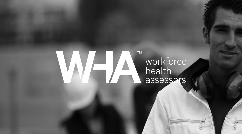 Branding and logo design for WHA by Onetonne in Hobart, Tasmania
